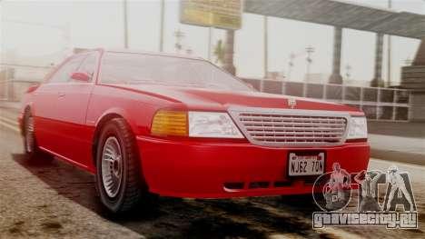 GTA 4 Admiral v2 для GTA San Andreas