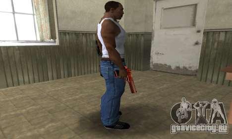 Death Red Deagle для GTA San Andreas