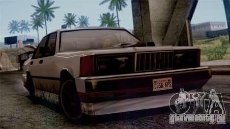 Sentinel XS для GTA San Andreas