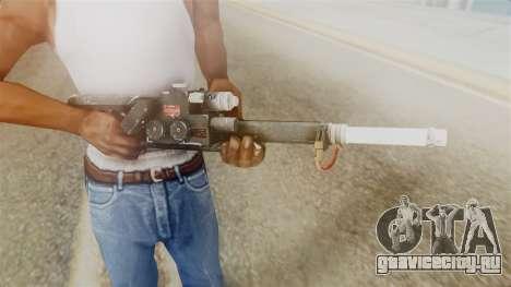 Ghostbuster Proton Gun для GTA San Andreas третий скриншот