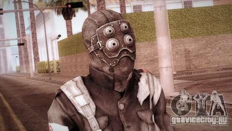 Боец Рейха для GTA San Andreas