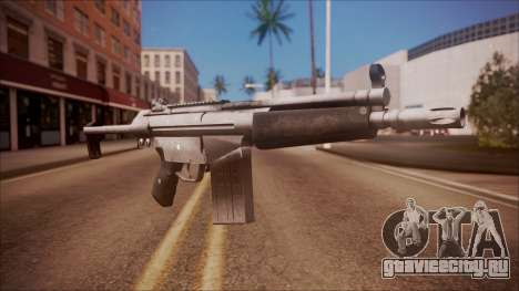 HK-51 from Battlefield Hardline для GTA San Andreas