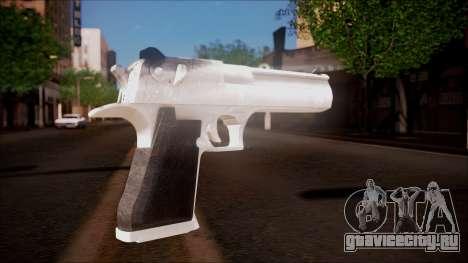 Desert Eagle from Battlefield Hardline для GTA San Andreas второй скриншот