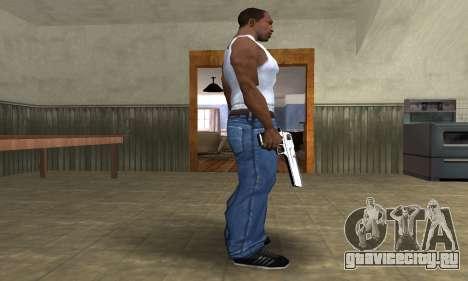 Flacon Deagle для GTA San Andreas второй скриншот