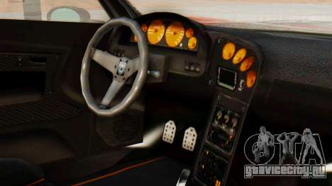 Pegassi Osyra для GTA San Andreas вид справа