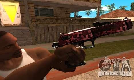 Lamen Deagle для GTA San Andreas третий скриншот