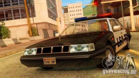 Police LS Intruder для GTA San Andreas