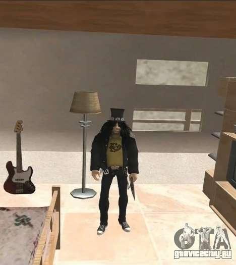 Slash для GTA San Andreas второй скриншот