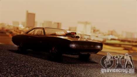 R.N.P ENB v0.248 для GTA San Andreas седьмой скриншот