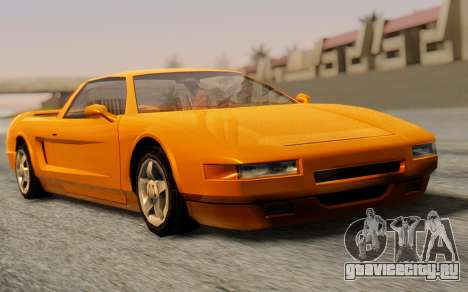 Infernus Hamann Edition Backup Standart для GTA San Andreas