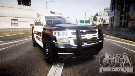Chevrolet Tahoe 2015 Elizabeth Police [ELS] для GTA 4