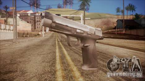 SW40p from Battlefield Hardline для GTA San Andreas