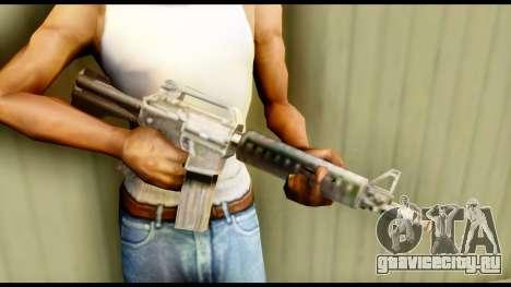M4 Fixed для GTA San Andreas третий скриншот