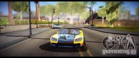 Temfan ENB для GTA San Andreas