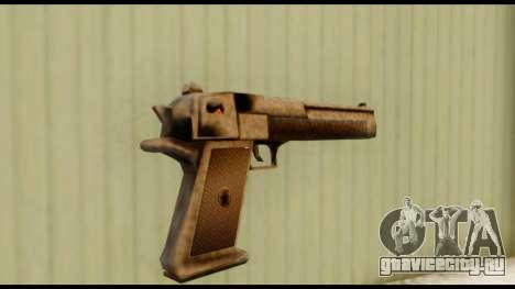 Desert Eagle v0.8 для GTA San Andreas второй скриншот