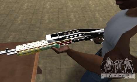Ganja SPAS-12 для GTA San Andreas второй скриншот