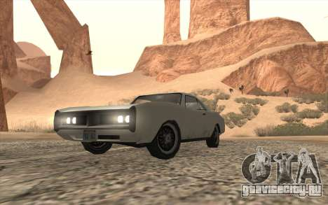 Imponte Dukes SA Style для GTA San Andreas