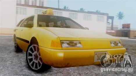 Stratum Taxi для GTA San Andreas