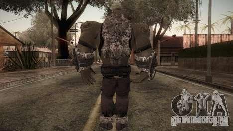 Bane Boss (Batman Arkham City) для GTA San Andreas третий скриншот
