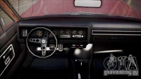 GTA 5 Vapid Chino для GTA San Andreas вид сзади слева