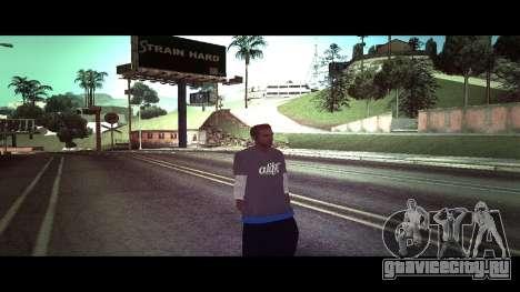 Скин трейсера Alite FAME Store для GTA San Andreas