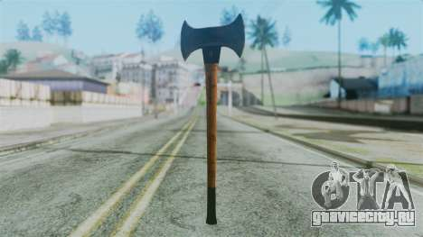 Doubleaxe from Silent Hill Downpour для GTA San Andreas