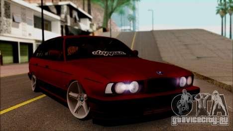 BMW M5 Touring E34 для GTA San Andreas
