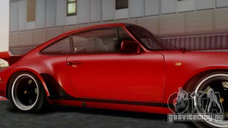 Porsche 911 Turbo (930) 1985 Kit A для GTA San Andreas