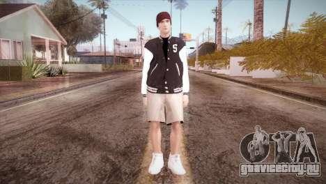 Jimmy Silverman для GTA San Andreas второй скриншот
