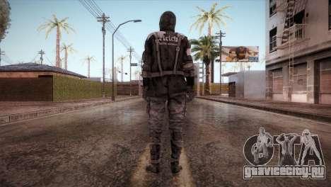 Боец Рейха для GTA San Andreas третий скриншот