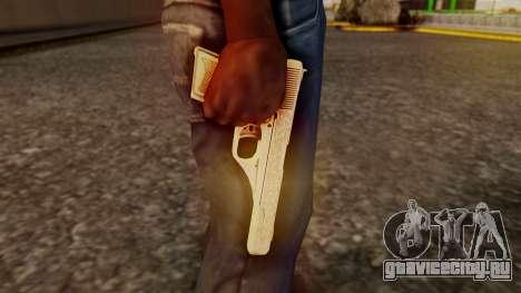Vintage Pistol GTA 5 для GTA San Andreas третий скриншот