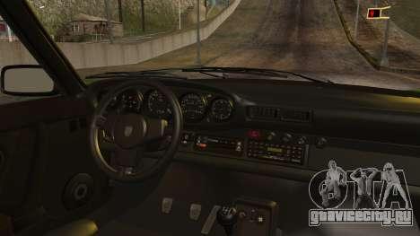 Porsche 911 Turbo (930) 1985 Kit A PJ для GTA San Andreas вид справа