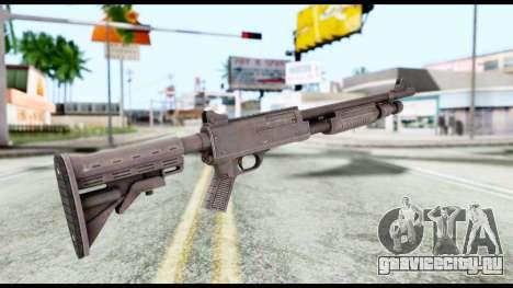 Combat Shotgun from Resident Evil 6 для GTA San Andreas второй скриншот
