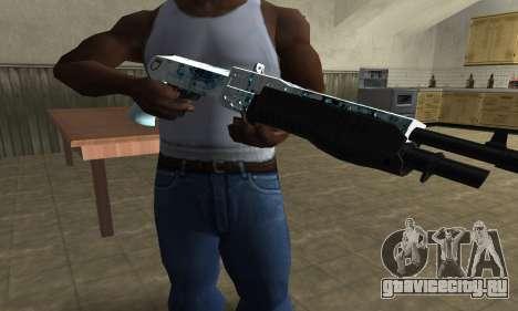Like Combat Gun для GTA San Andreas