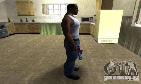 Space Deagle для GTA San Andreas третий скриншот