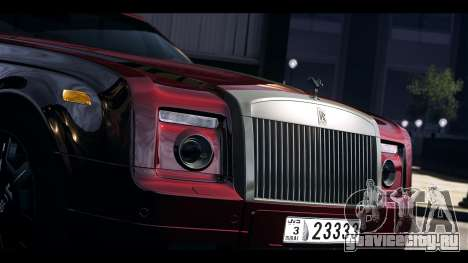 Rolls-Royce Phantom 2009 Coupe v1.0 для GTA 4 вид справа