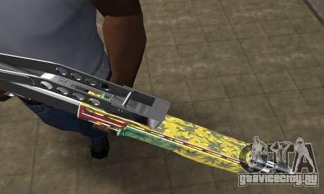 Ganja SPAS-12 для GTA San Andreas