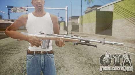 M14 from Black Ops для GTA San Andreas третий скриншот
