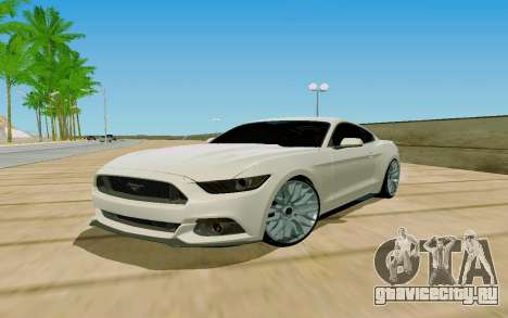 Novel ENB для GTA San Andreas второй скриншот