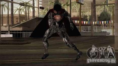 Superman Cyborg v1 для GTA San Andreas