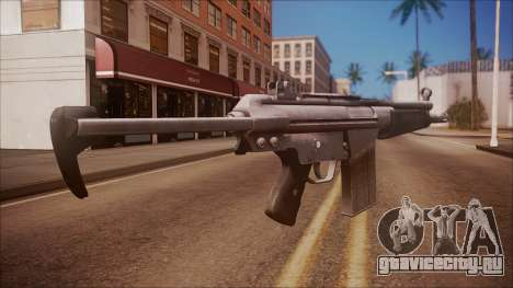 HK-51 from Battlefield Hardline для GTA San Andreas второй скриншот