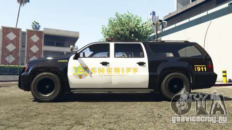 Los Angeles Police and Sheriff v3.6 для GTA 5