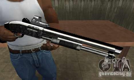Member Shotgun для GTA San Andreas