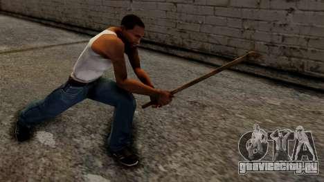 Steel Pipe для GTA San Andreas третий скриншот