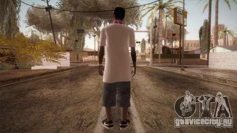 East Side Ballas Member для GTA San Andreas третий скриншот