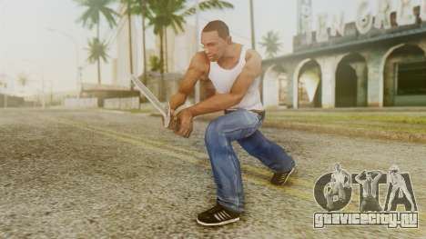 Iron Dagger для GTA San Andreas третий скриншот
