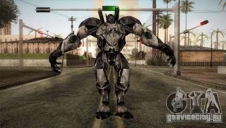 Batman Suit для GTA San Andreas второй скриншот