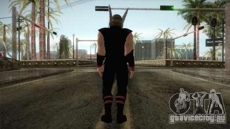 Thor Custom Skin для GTA San Andreas третий скриншот