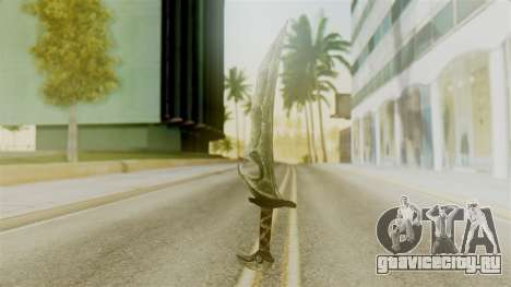 Orcish Dagger для GTA San Andreas второй скриншот