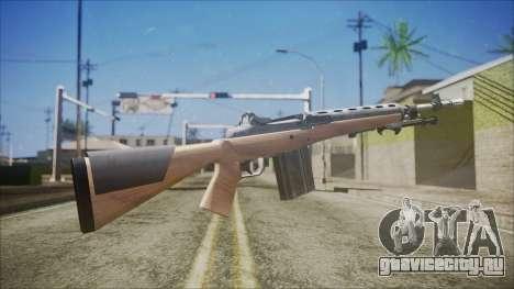 M14 from Black Ops для GTA San Andreas второй скриншот